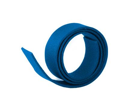 """פס איטום כחול מעכב בערה 75/5 מ""""מ"""