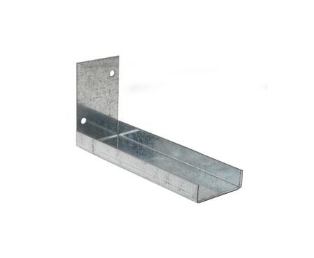 """זוויתן חיזוק/ סנדל לייצוב משקופי דלתות בעובי 1.5 מ""""מ"""
