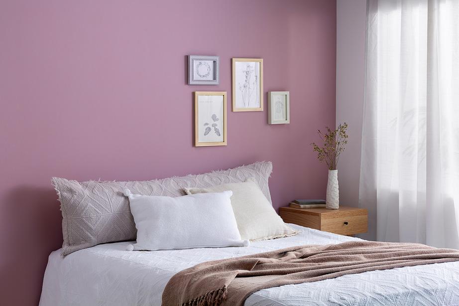 חדר שינה צבע אודסה