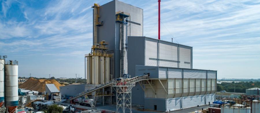 מפעל טמבור החדש