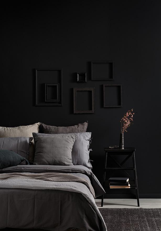 חדר שינה צבע בגירה