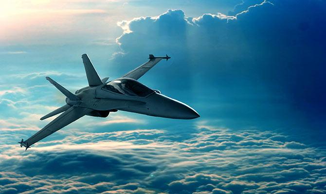 תעופה צבאית
