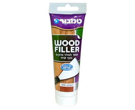 WOOD FILLER חומר למילוי סדקים בעץ וטיח