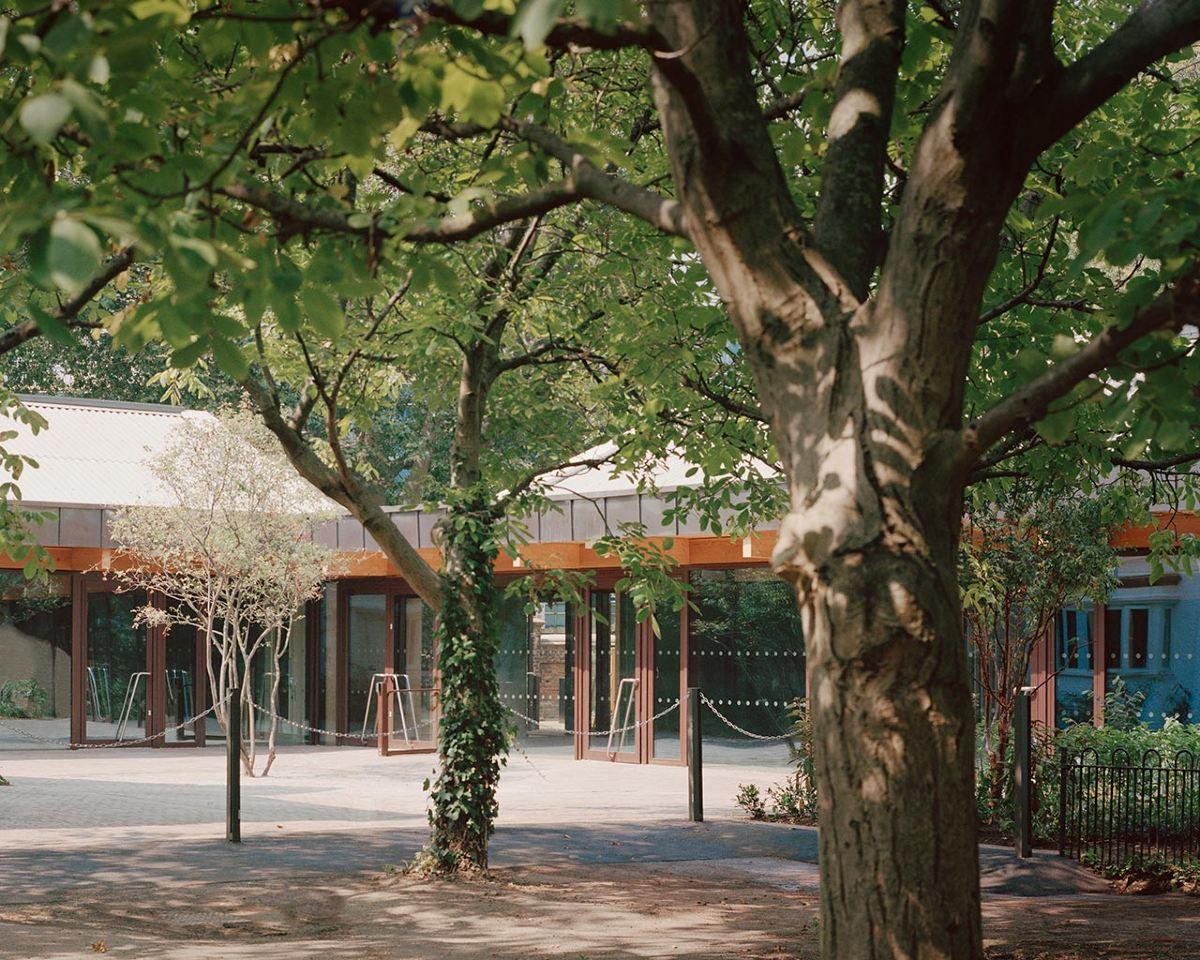 מרכז קהילתי בלונדון