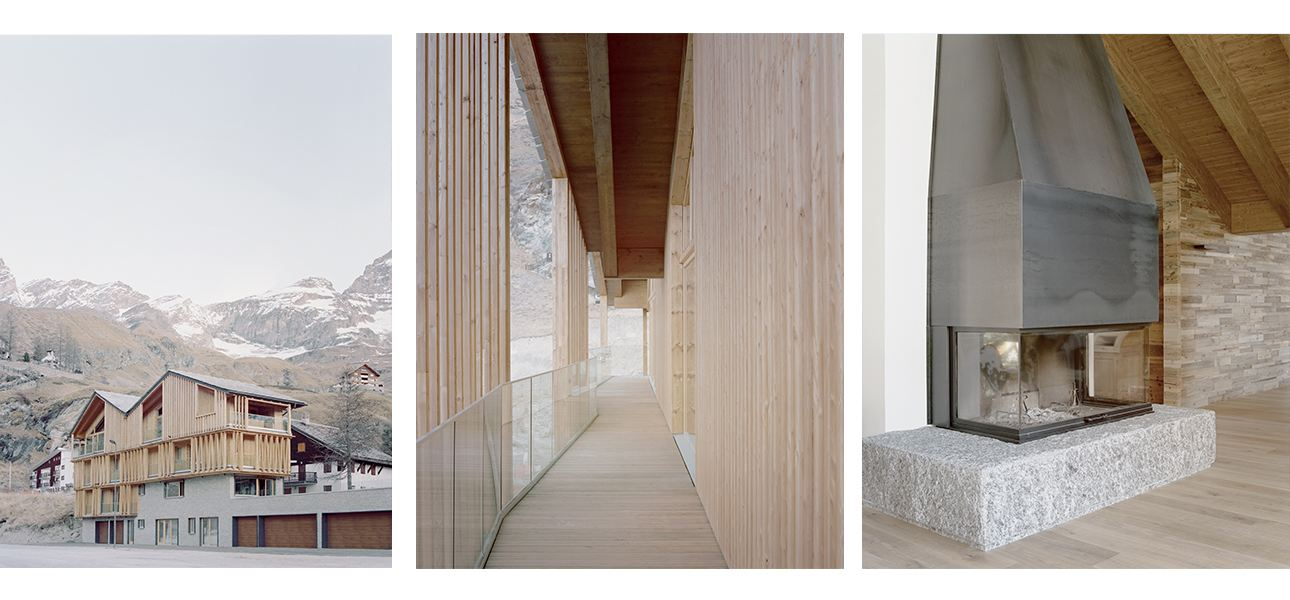 בית חורף לזוג צעיר שתכנן משרד האדריכלות האיטלקי LCA Architetti