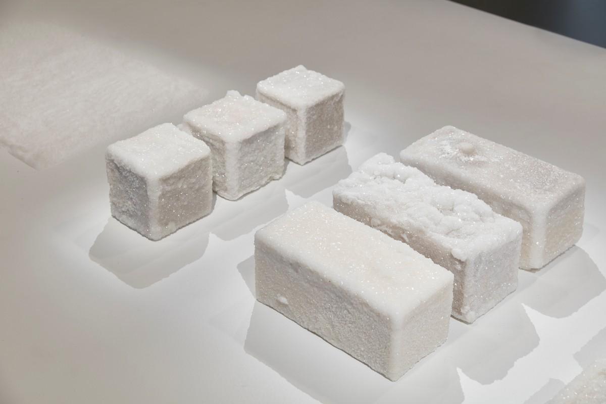 בלוקים המיוצרים ממלח